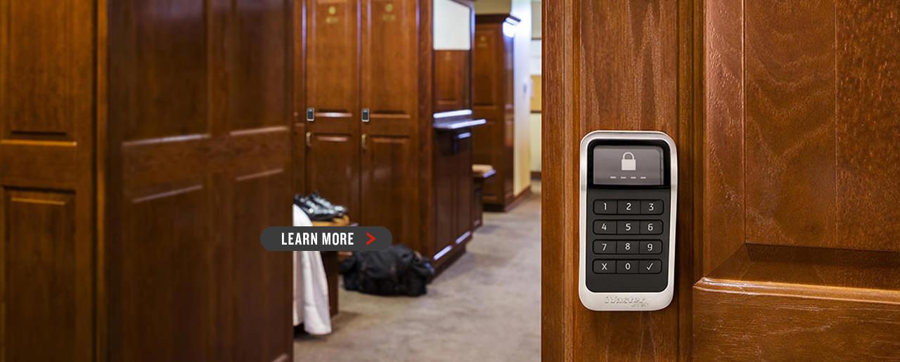 Electronic Built-In Locker Lock